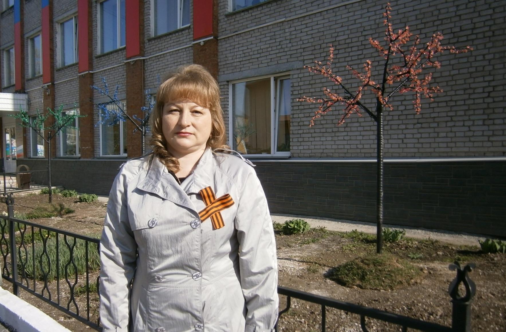 Долганова Степанида Лукьяновна